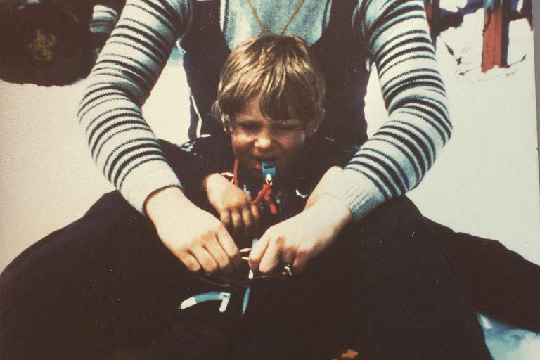 Rene Mlekuz 5 let Kanin